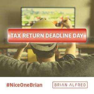 Self assessment Tax Return Prize Draw
