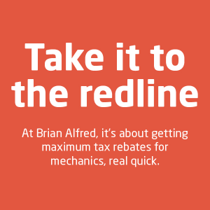 Take it to the Redline with BA