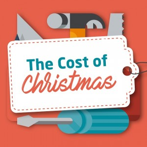 The Cost of Christmas by Brian Alfred