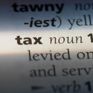 Tax Definition from Dictionary
