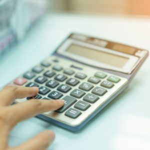 Maximised tax rebate calculator for CIS tax returns